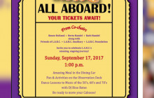 "All Aboard the ""LARC Train of Love"" on Sept. 17"