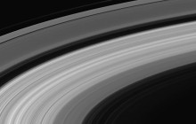 Cassini's Last Looks at Saturn