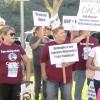 DACA Dreamers Protest President Trump Decision in Santa Clarita