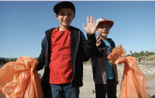Santa Clarita River Rally Welcomes Over A Thousand Volunteers For Annual Clean-Up