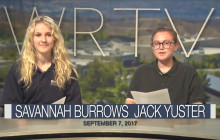 West Ranch TV, 9-7-17 | Spotlight on Job Graber; Club and Sports News