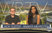 West Ranch TV, 9-29-17 | Perfect Attendance Rally Drawing