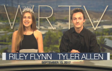 West Ranch TV, 9-13-17 | Homecoming Week