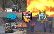Caltrans News Flash: Napa Fires 2017