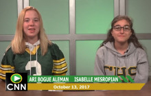 Canyon News Network, 10-13-17 | Choir Concert and Hart Rally