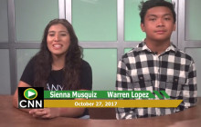 Canyon News Network, 10-27-17 | Counselor Corner