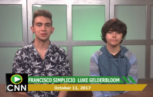 Canyon News Network, 10-11-17 | Club and College News