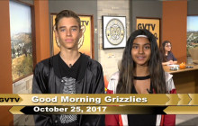 Golden Valley TV, 10-25-17 | Grizzly Strong Club