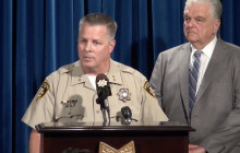 Las Vegas Mass Shooting Press Conference (Monday 7 PM)