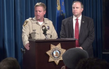 Las Vegas Mass Shooting Press Conference (Tuesday 6 PM)