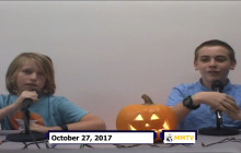Miner Morning TV, 10-27-17