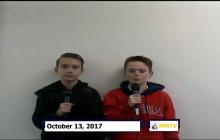 Miner Morning Television, 10-11-17