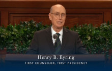 187th Semiannual General Conference: Saturday Afternoon Session