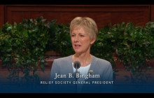 187th Semiannual General Conference: Sunday Morning Session