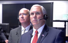 This Week @ NASA: Vice President Visits Marshall Space Flight Center
