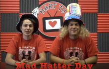 Hart TV, 10-6-17 | Mad Hatter Day