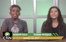 Canyon News Network, 10-10-17 | Sports Update