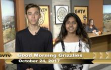 Golden Valley TV, 10-24-17 | La Mesa Fun Night
