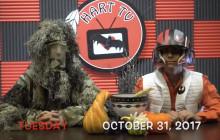 Hart TV, 10-31-17 | Halloween