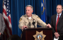 Las Vegas Mass Shooting Press Conference (Friday, October 13, 2017)