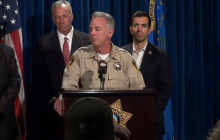 October 2, 2017: Deadly Las Vegas Shooting; Clark County Sheriff Update; more