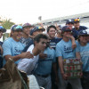 Saugus High School Baseball Donates Truckload of Goods to SCV Food Pantry