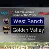 Game of the Week: West Ranch vs. Golden Valley, Nov. 3, 2017