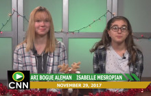 Canyon News Network, 11-29-17 | Full Play Preview