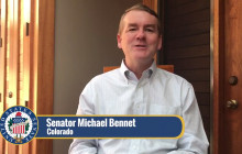 Senator Michael Bennet (D-CO)