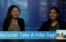 Saugus News Network 11-17-17 | National Take A Hike Day