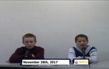 Miner Morning TV, 11-28-17