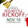 Salvation Army SCV Present First Annual Red Kettle Kickoff