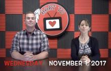 Hart TV, 11-1-17 | Fall into November