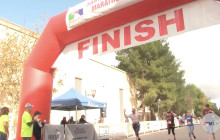 Runners Come Out for Annual Santa Clarita Marathon