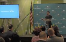 Reception at New Santa Clarita Kaiser Permanente Medical Offices