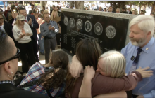 Fallen Warriors Monument Unveiled at Veterans Historical Plaza (Full Ceremony)