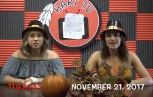 Hart TV, 11-21-17 | Mayflower Compact Day