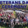 November 9, 2017: Karli Webster Return; Veterans Day Ceremony ; more