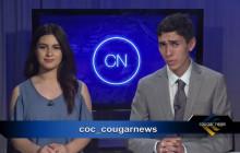 COC Cougar News, November 8th, 2017