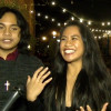 Cougar News | Elisha and Marco Soronio perform on Main Street Newhall