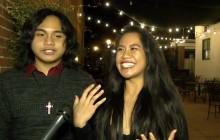 Cougar News   Elisha and Marco Soronio perform on Main Street Newhall