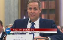 This Week @ NASA: Nomination Hearing for Bridenstine to be NASA Administrator