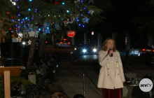 Santa Clarita's 12th Annual Military Honor Christmas Tree Lighting