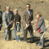 Ceremonial Shovels Break Ground on Industrial Park at Needham Ranch