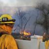 Rye Fire Day 1: Photo Gallery