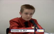 Miner Morning TV, 12-12-17