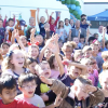 City of Santa Clarita Celebrates 30th Birthday Party at Charles Helmer Elementary School