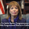 Congresswoman Jackie Speier (D-CA)