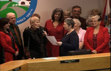 Santa Clarita City Council: Mayoral Rotation December 12, 2017