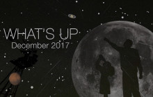Whats Up for December: Meteor Shower and Brightest Stars